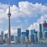 A picture of Toronto to highlight gluten free restaurants in Toronto