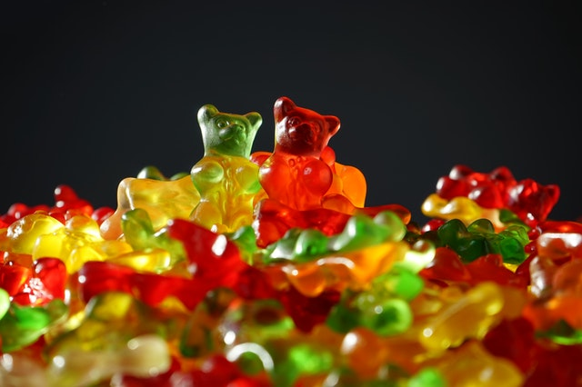 Are gummy bears gluten free?