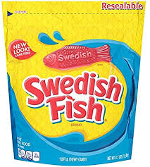 Are Swedish fish gluten free? Gluten free candy and treats