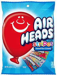 Are Airheads gluten free? Gluten free candy choices