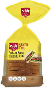 Schar gluten free bread – the Best GF whole grain or white bread – Order online