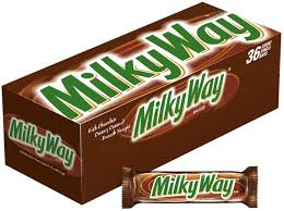 Milky Way Gluten free – Gluten free candy bars and treats