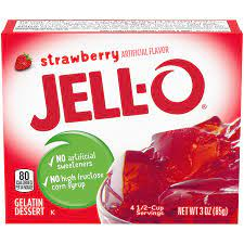 Is Jello Gluten free? Is Jello vegan? Gluten free desserts and snacks
